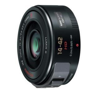 《新品》 Panasonic (パナソニック) LUMIX G X VARIO PZ 14-42mm F3.5-5.6 ASPH. POWER O.I.S. ブラック|ymapcamera