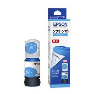 《新品アクセサリー》 EPSON(エプソン) インクボトル タケトンボ TAK-C-L  シアン(増量タイプ)|ymapcamera
