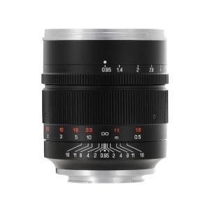 《新品》ZHONG YI OPTICAL SPEEDMASTER 50mm F0.95 III(ソニーE用/フルサイズ対応)|ymapcamera