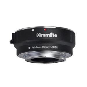 《新品アクセサリー》 Commlite(コムライト) マウントアダプター キヤノンEF/EOS M用...