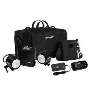 《新品アクセサリー》 Profoto (プロフォト) オフカメラフラッシュ B2 250 AirTTL 2灯キット #901110|ymapcamera