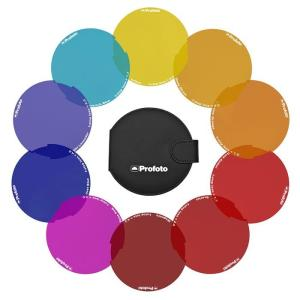 《新品アクセサリー》 Profoto(プロフォト) OCF 色効果フィルターセット #101039 〔オフカメラフラッシュB1/B2専用〕|ymapcamera