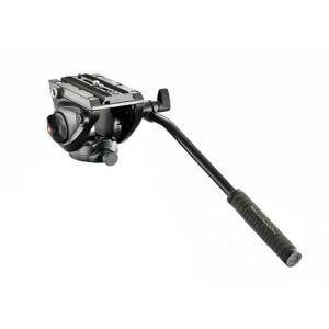 《新品アクセサリー》 Manfrotto(マンフロット) プロフルード ビデオ雲台 60mm フラットベースMVH500AH ymapcamera