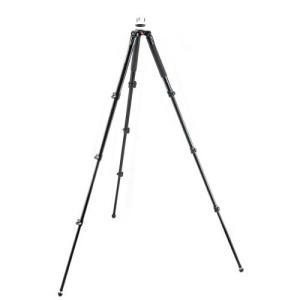《新品アクセサリー》 Manfrotto(マンフロット) シングルレッグ アルミニウム4段ビデオ三脚 75/60mm MVT535AQ|ymapcamera