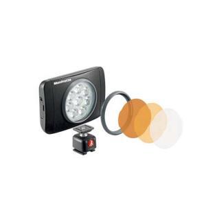 《新品アクセサリー》 Manfrotto(マンフロット) LUMIE LEDライト 550 lux  MUSE MLUMIEMU-BK【特価品/期間限定(2/28まで)】|ymapcamera
