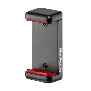 《新品アクセサリー》 Manfrotto(マンフロット) スマートフォン用三脚アダプター MCLAMP|ymapcamera