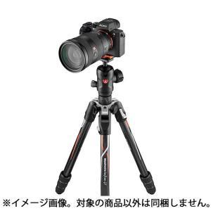 《新品アクセサリー》 Manfrotto (マンフロット) befree GT カーボンT三脚キット ソニーαカメラ専用 MKBFRTC4GTA-BH【特価品/期間限定(11/30まで)】|ymapcamera