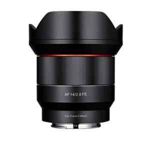 《新品》 SAMYANG (サムヤン) AF 14mm F2.8 (ソニーE用/フルサイズ対応)|ymapcamera