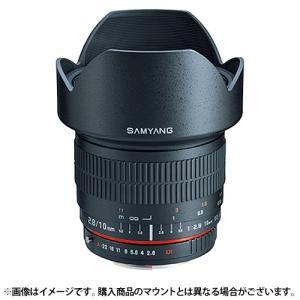 【新品】 SAMYANG(サムヤン) 10mm F2.8 ED AS NCS CS (キヤノン用) ymapcamera