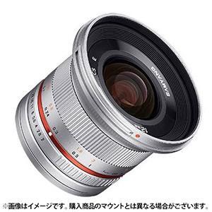 《新品》 SAMYANG(サムヤン) 12mm F2.0 NCS CS (フジX用) シルバー〔メーカー取寄品〕|ymapcamera
