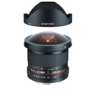 《新品》 SAMYANG(サムヤン) 8mm F3.5Fish-eye  CSII(キヤノン用)〔メーカー取寄品〕|ymapcamera