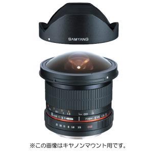 《新品》 SAMYANG(サムヤン) 8mm F3.5 Fish-eye  CSII(ソニーα用)〔メーカー取寄品〕|ymapcamera