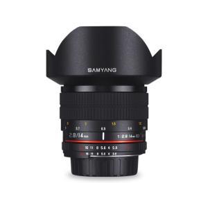 《新品》 SAMYANG(サムヤン) 14mm F2.8 Aspherical IF(CPU内蔵ニコン用)|ymapcamera