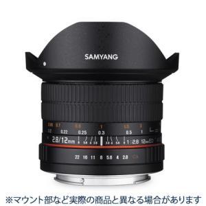 《新品》 SAMYANG (サムヤン) 12mm F2.8 ED AS NCS Fisheye (ソニーFE用) 【フルサイズ対応】〔メーカー取寄品〕|ymapcamera