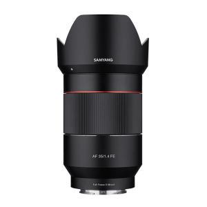 《新品》SAMYANG (サムヤン) AF 35mm F1.4 FE (ソニーE用/フルサイズ対応)|ymapcamera