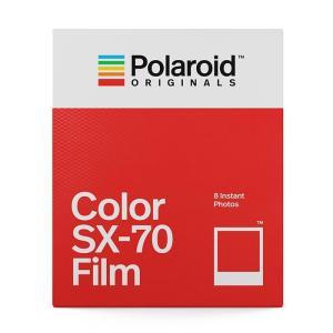 《新品アクセサリー》 Polaroid Originals(ポラロイド オリジナルズ) インスタントフィルム Color Film for SX-70〔納期未定・予約商品〕 ymapcamera