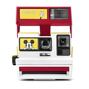 《新品》 Polaroid Originals(ポラロイド オリジナルズ) 600 box camera Mickey 90th Edition|ymapcamera