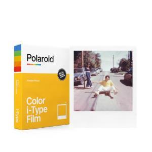 《新品アクセサリー》 Polaroid Originals(ポラロイド オリジナルズ) インスタントフィルム Color Film for i-Type ymapcamera