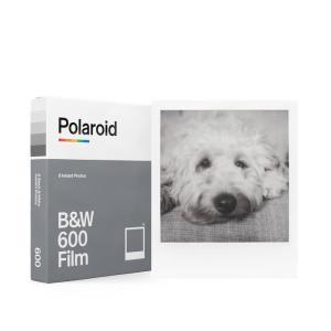 《新品アクセサリー》 Polaroid Originals(ポラロイド オリジナルズ) インスタントフィルム B&W Film for 600 ymapcamera
