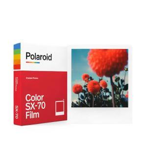 《新品アクセサリー》 Polaroid Originals(ポラロイド オリジナルズ) インスタントフィルム Color Film for SX-70 ymapcamera