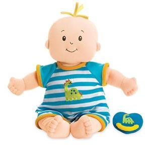 マンハッタンおもちゃ赤ちゃんステラ男の子ソフト初心者用赤ちゃん人形1歳以上、15インチ。 ymitsp