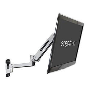 エルゴトロン LX昇降式ウォールマウントアーム 45-353-026|ymitsp