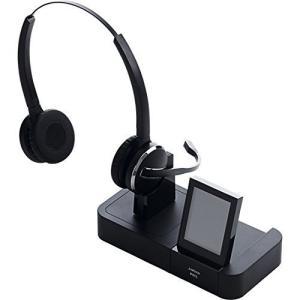 Jabra PRO 9460 Duo - プロフェッショナルワイヤレスユニファイドコミュニカトンヘッドセット|ymitsp