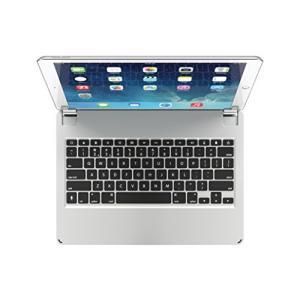 BRYDGE iPad Pro対応 12.9インチ用ハードケース一体型Bluetoothキーボード シルバー BRY6001|ymitsp