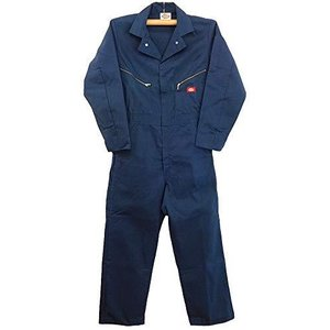 DELUXE COVERALL BLENDED(混紡デラックスツナギ) (44RG, NV(ネィビー))|ymitsp