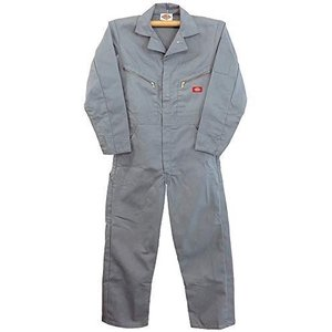 DELUXE COVERALL BLENDED(混紡デラックスツナギ) (38RG, GY(グレー))|ymitsp