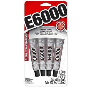 E6000 5510310 クラフト粘着ミニ(4パック) ymitsp