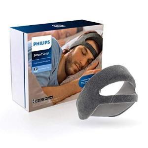 フィリップス スマートスリープ SmartSleep 睡眠補助装置 ディープスリープヘッドバンド ホワイト HH1610/02|ymitsp