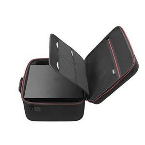 PS4 Pro ケース RLSOCO 全面保護収納バッグ PlayStation 4 pro/ps4 pro本体 、 ps4 proコントローラー、p|ymitsp