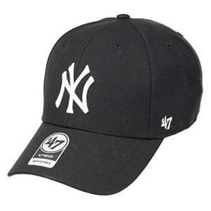 47 Brand リラックスフィット キャップ - MVP ニューヨーク・ヤンキース (New York Yankees) ブラック|ymitsp