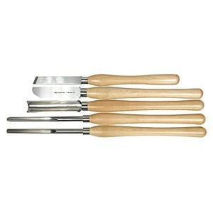 木工旋盤用バイト ラージサイズ5本セット ymitsp