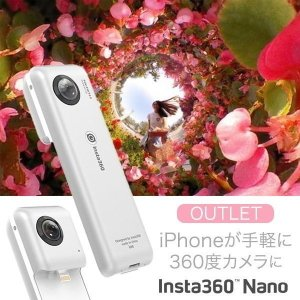 Insta360(TM) Nano【送料無料】|ymobileselection