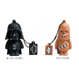 gourmandise STAR WARS USBメモリ 8GB チューバッカ|ymobileselection