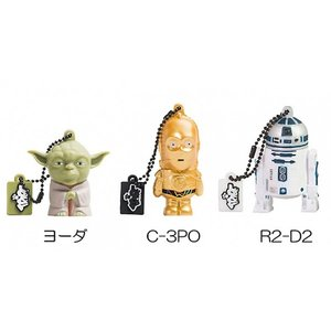 gourmandise STAR WARS USBメモリ 8GB C-3PO|ymobileselection