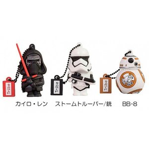 gourmandise STAR WARS USBメモリ 8GB カイロ・レン|ymobileselection