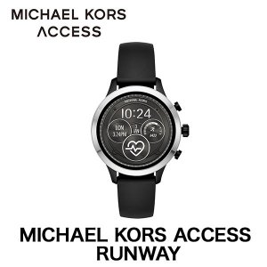 スマートウォッチ MICHAEL KORS ACCESS RUNWAY BLACK|ymobileselection