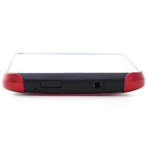 Y!mobile DIGNO C 404KC/S301 マットハードケース レッド|ymobileselection