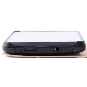Y!mobile DIGNO C 404KC/S301 スリムレザーケース(合皮)シルバー|ymobileselection