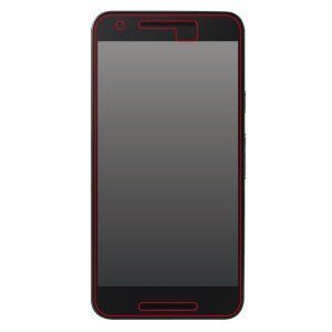 Google Nexus 5X 高光沢タイプ/耐衝撃・光沢・防指紋フィルム 1枚入 メール便配送|ymobileselection