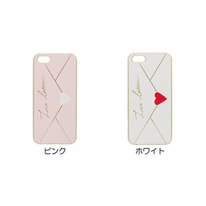 flowering iPhone SE / 5s / 5 ラブレターケース ピンク|ymobileselection