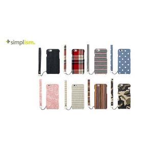【アウトレット】iPhone 6 カードポケットファブリックケース フラワー TR-FCIP144-FR|ymobileselection