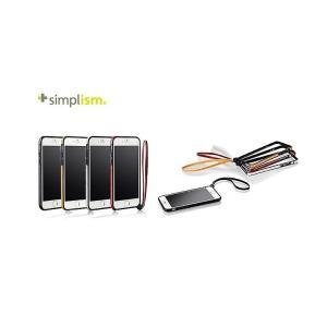 アウトレット iPhone 6 ストラップバンパー レッド TR-LBIP144-RD|ymobileselection