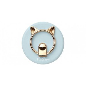 CCCフロンティア CAT SMARTPHONE RING BLUE|ymobileselection