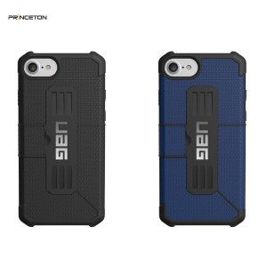 Princeton URBAN ARMOR GEAR社製iPhone 8 / 7 / 6s用Metropolis Case ブラック|ymobileselection