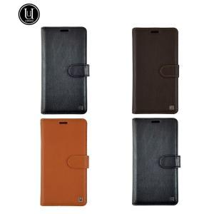 SALE! UUNIQUE Genuine Leather Slider Folio wallet Black|ymobileselection