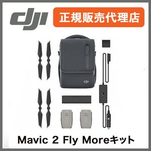 DJI Mavic 2 Fly Moreキット|ymobileselection